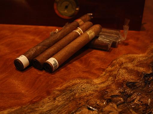 spirits&cigar